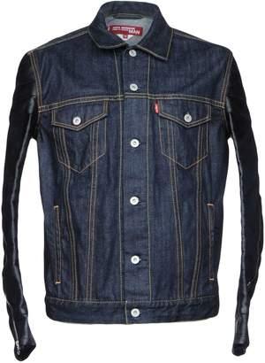 Comme des Garcons JUNYA WATANABE MAN Denim outerwear - Item 42622948KQ