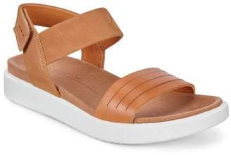 Ecco Womens Brown Sandal - Brown