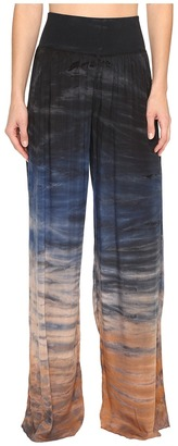 Hard Tail - Flat Waist Pants Women's Casual Pants $70 thestylecure.com