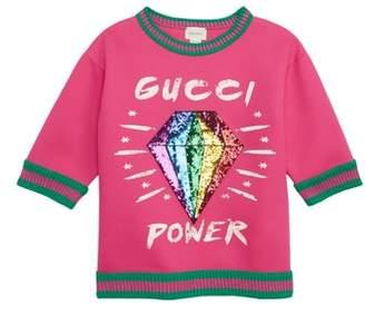 Gucci Graphic Sweatshirt