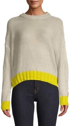 Design Lab Dropped Shoulder Sweater