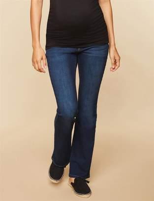 Motherhood Maternity Petite Secret Fit Belly Stretch Bootcut Maternity Jeans