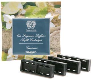 Antica Farmacista Santorini Car Fragrance Refill Set