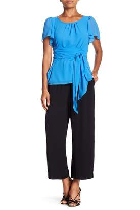1 STATE 1.State Wide Leg Culotte Pant