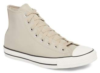 Converse Chuck Taylor(R) All Star(R) Leather High Top Sneaker