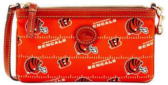 Dooney & Bourke Cincinnati Bengals Nylon Wristlet