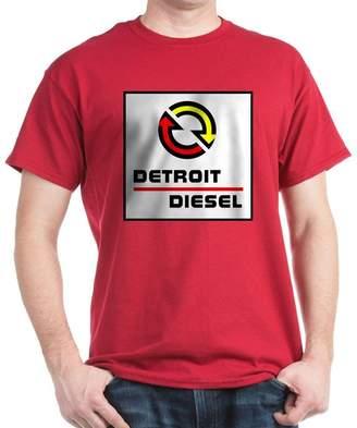 Diesel CafePress - Detroit T-Shirt - Classic Cotton T-Shirt