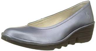Fly London Women's Pump Closed Toe Ballet Flats,7 (40 EU)