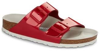Birkenstock Women's Limited Edition Arizona Hex Leather Slide Sandals