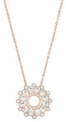 Swarovski Asset Crystal Pendant Necklace $125 thestylecure.com