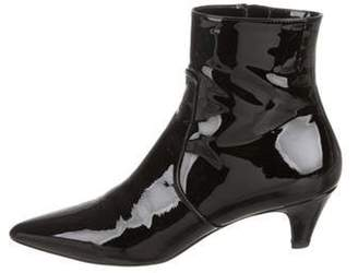 Calvin Klein 2018 Pointed-Toe Boots Black 2018 Pointed-Toe Boots