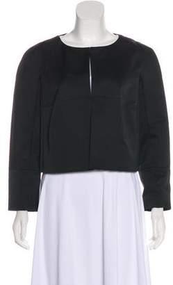 Paule Ka Long Sleeve Woven Jacket