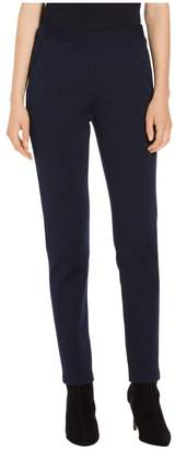 St. John Stretch Birdseye Capri Pants