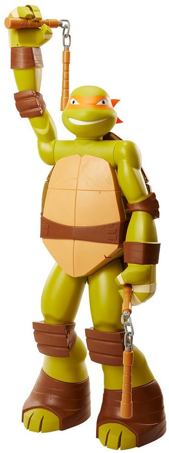 Teenage Mutant Ninja Turtles Big Figs 48.5-in. Michelangelo Action Figure
