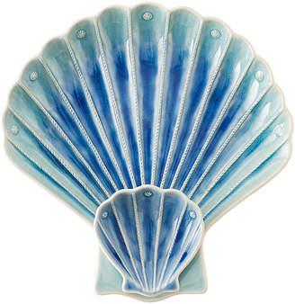 Juliska Berry & Thread Sea Life Tiered Shell Platter