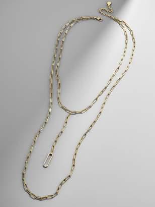 BaubleBar Link Layered Necklace