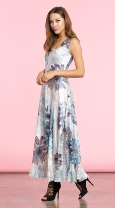 Sleeveless Long Dress $323 thestylecure.com