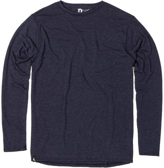 Duckworth Vapor Wool Long-Sleeve Crew - Men's