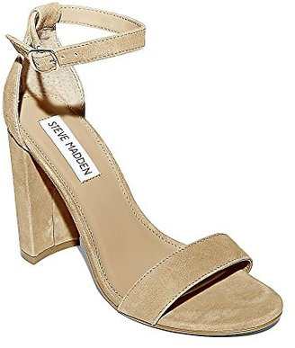 Steve Madden Women's Carrson Dress Sandal $89.95 thestylecure.com