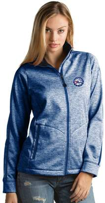 Antigua Women's Philadelphia 76ers Golf Jacket