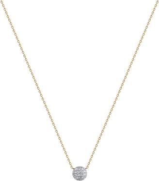 Ralph Lauren The Alkemistry Joy mini 14ct yellow-gold and diamond necklace