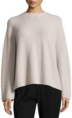 Vince Raglan-Sleeve Merino Boxy Sweater $365 thestylecure.com