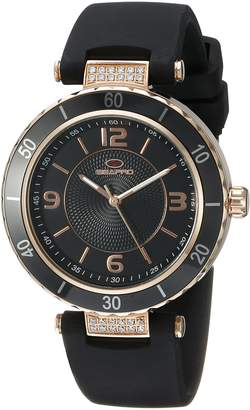 Seapro Women's SP6414 Casual Seductive Watch, Black