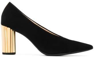 Högl metallic heel pumps