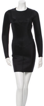 Lisa Marie Fernandez Mini Bodycon Dress $65 thestylecure.com