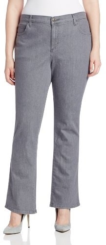 Lee Women's Plus-Size Relaxed Fit Bootcut Jean