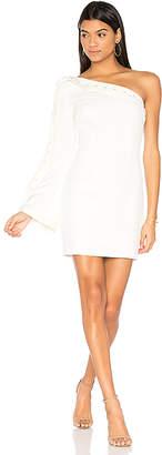 Keepsake Signals Mini Dress
