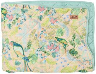 Kip&Co Birds of Paradise Quilted Cotton Comforter