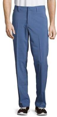 J. Lindeberg Solid Regular-Fit Pants