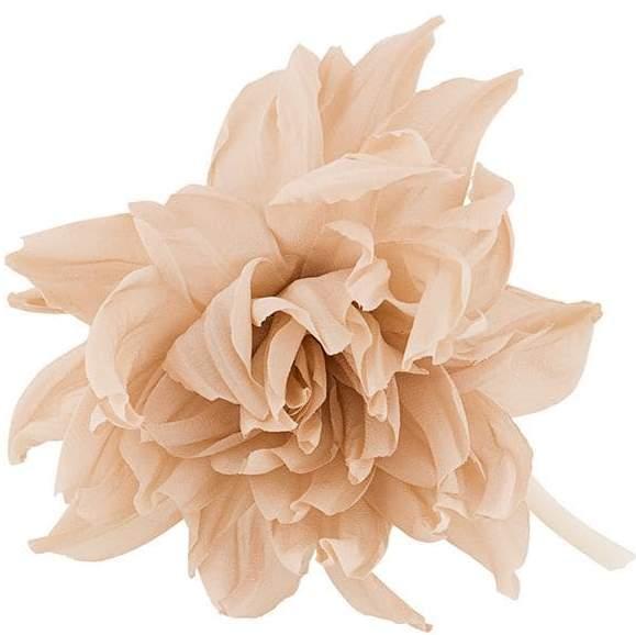 Erika Cavallini large flower brooche