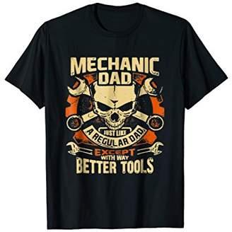 Mechanic Dad Shirt