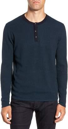 Zachary Prell Kimball Henley Sweater