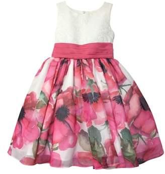 Dorissa Resa Floral Party Dress