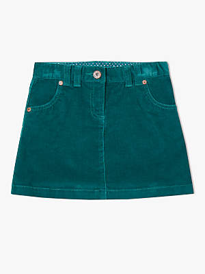 John Lewis & Partners Girls' Corduroy Skirt