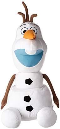 "Jumbo Frozen Olaf Stuffed Pillow Buddy - 22"" Inch Extra Large"