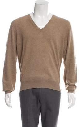 Bottega Veneta Cashmere V-Neck Sweater