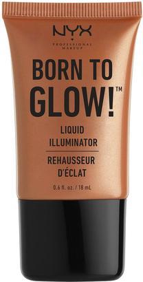 NYX PROFESSIONAL MAKEUP Born to Glow Liquid Illuminator - Sun Goddess