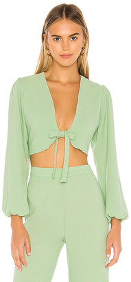 The Endless Summer Cha Cha Crop Top