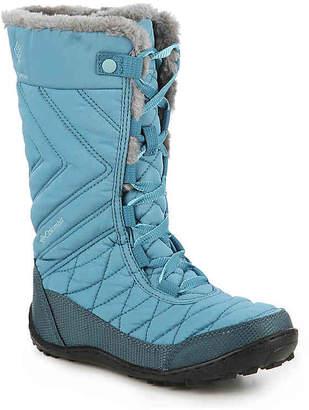 Columbia Minx Mid III Youth Snow Boot - Girl's