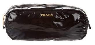 Prada Vernice Cosmetic Bag