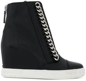 Casadei wedge sneakers