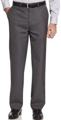 Calvin Klein Men's Slim Fit Flat Front Dress Pants