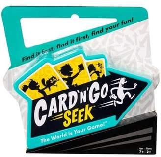 Mattel Card N Go Seek Game