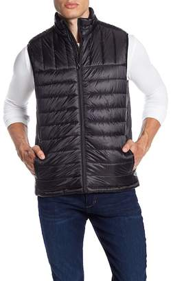 Joe Fresh Stand Collar Vest