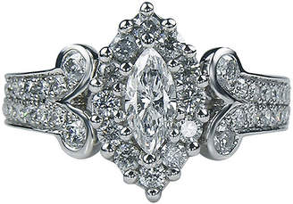 FINE JEWELRY LIMITED QUANTITIES1 CT. T.W. Diamond Marquise-Cut Ring