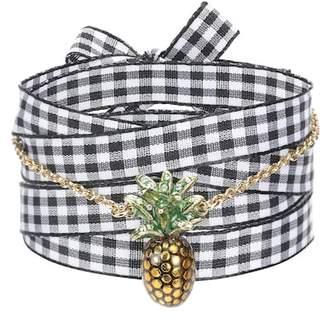 Miu Miu Embellished bracelet